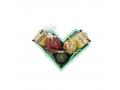 """Чайное сердце """"Оливки"""""""